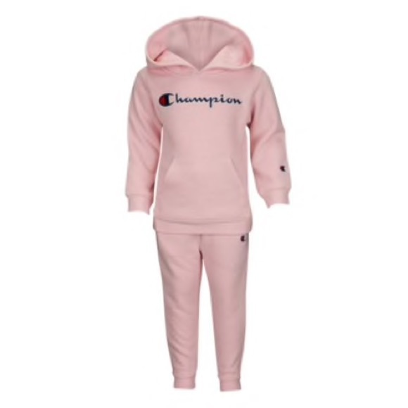 19e24314f470 Champion Other - Light Pink Toddler Champion Outfit